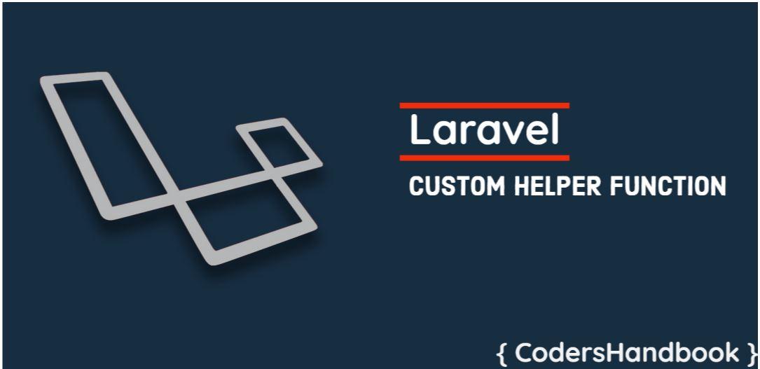 craete-custom-helper-funcation-in-laravel