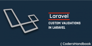 custom validation in laravel